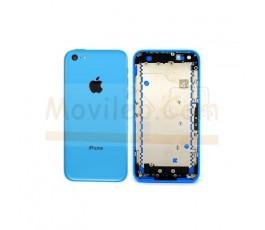 Carcasa Azul Chasis iPhone 5C - Imagen 1