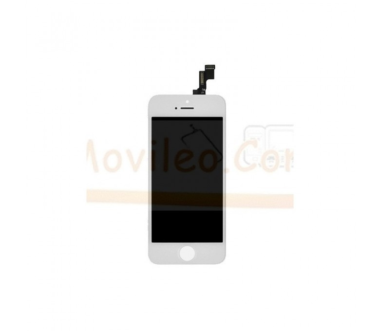 comprar pantalla iphone 5s blanca
