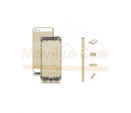 Carcasa Dorada Chasis iPhone 5S