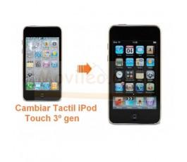 Cambiar Pantalla Tactil Digitalizador iPod Touch 3º Generacion - Imagen 1