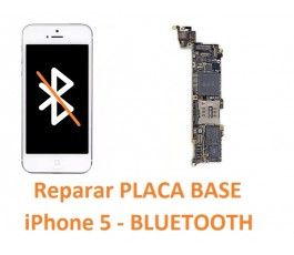 Reparar placa base iPhone 5...