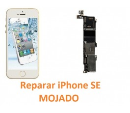 Reparar iPhone SE MOJADO