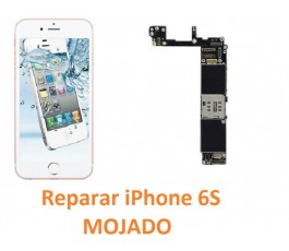 Reparar IPhone 6S MOJADO