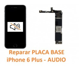 Reparar placa base iPhone 6...