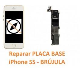 Reparar placa base iPhone...