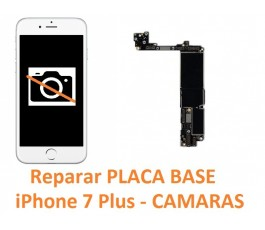 Reparar placa base iPhone 7...