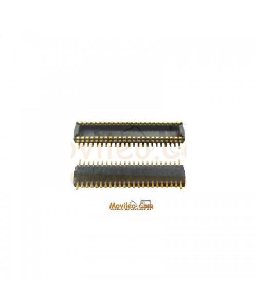 Conector del flex de carga para Iphone 4g - Imagen 1