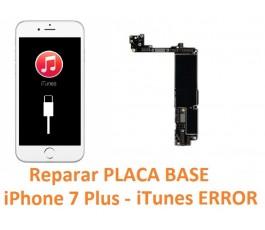 Reparar placa base iPhone 7...