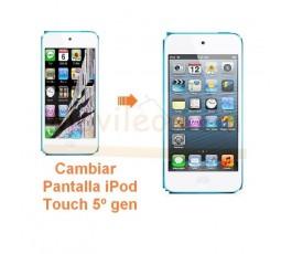 Cambiar Pantalla Completa iPod Touch 5º Generacion - Imagen 1