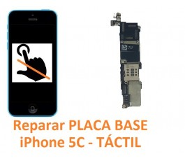 Reparar placa base iPhone...