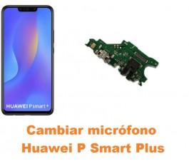 Cambiar micrófono Huawei P...