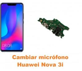 Cambiar micrófono Huawei...