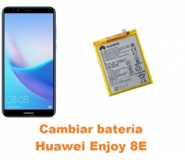 Cambiar batería Huawei...