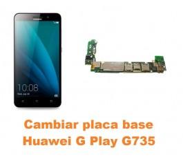 Cambiar placa base Huawei G...