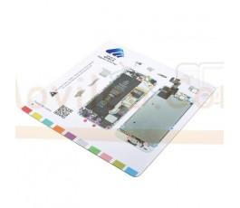 Plantilla magnética tornillos iPhone 5S - Imagen 1