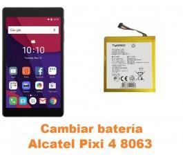 Cambiar batería Alcatel...