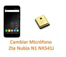 Cambiar Micrófono Zte Nubia...