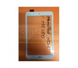 Pantalla Tactil Digitalizador Blanco para Memo Pad HD 8 ME180A - Imagen 1