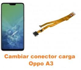 Cambiar conector carga Oppo A3