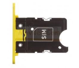 Porta sim para Nokia Lumia 1020 Amarillo - Imagen 1
