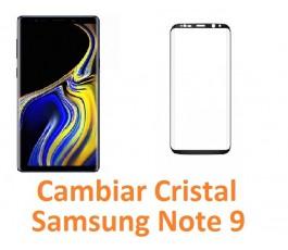 Cambiar Cristal Samsung...