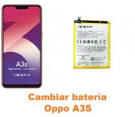 Cambiar batería Oppo A3S