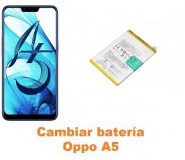 Cambiar batería Oppo A5