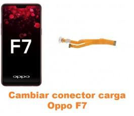 Cambiar conector carga Oppo F7