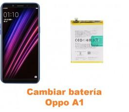 Cambiar batería Oppo A1