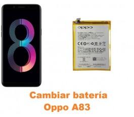 Cambiar batería Oppo A83
