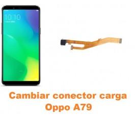 Cambiar conector carga Oppo...
