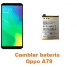 Cambiar batería Oppo A79