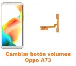 Cambiar botón volumen Oppo A73