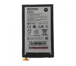 Batería EB20 Motorola XT910 XT912 - Imagen 1