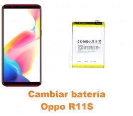 Cambiar batería Oppo R11S