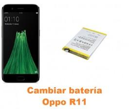 Cambiar batería Oppo R11