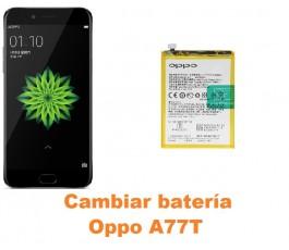 Cambiar batería Oppo A77T