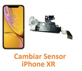 Cambiar sensor proximidad...