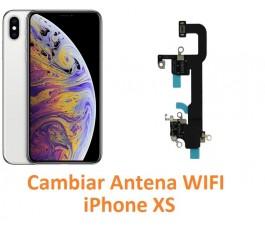 Cambiar antena wifi iPhone XS