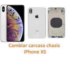 Cambiar carcasa iPhone XS
