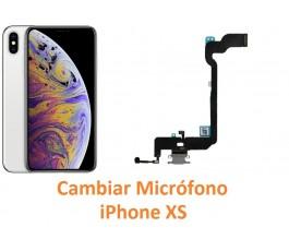 Cambiar micrófono iPhone XS
