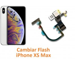 Cambiar flash iPhone XS Max