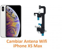Cambiar antena wifi iPhone...