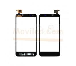 Pantalla Tactil Digitalizador Negro para Huawei OT-6034 Idol S - Imagen 1