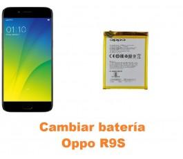Cambiar batería Oppo R9S