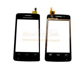 Pantalla Tactil Digitalizador Negro para Alcatel One Touch T POP OT-4010 OT-4030 - Imagen 1