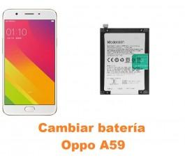Cambiar batería Oppo A59
