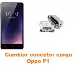 Cambiar conector carga Oppo F1