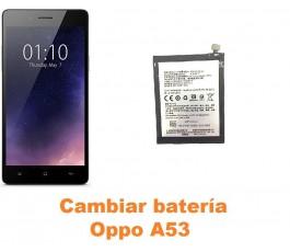 Cambiar batería Oppo A53