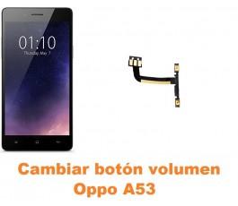 Cambiar botón volumen Oppo A53